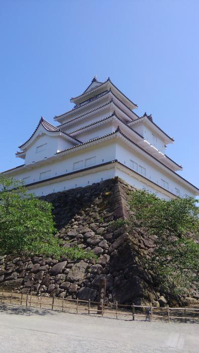 はじめての会津若松、歴史と温泉旅