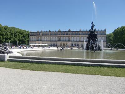 ヘレンキムーゼ城への行き方
