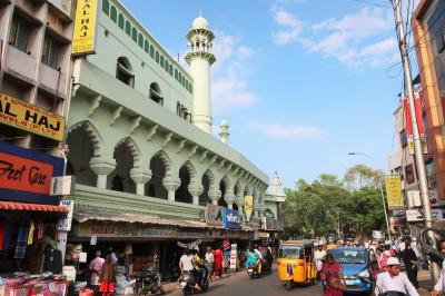 【2017 インド滞在記】インドの休日#6 プネーからチェンナイ観光へ