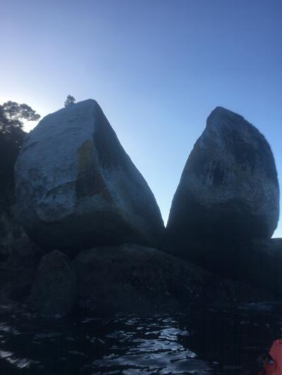 エイベルタスマン国立公園 カヤックツアー