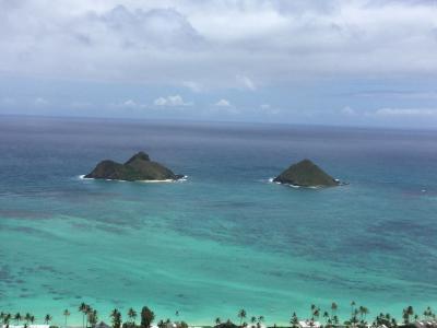 GWハワイ スーパー巡りとトレッキング堪能の旅