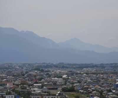 甲府富士屋ホテル(眺望)