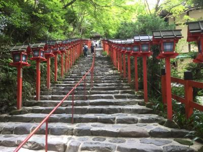京都1泊2日の旅 2日目♪ 貴船は案外近かった!