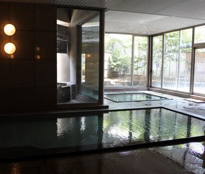甲府富士屋ホテル(大浴場)