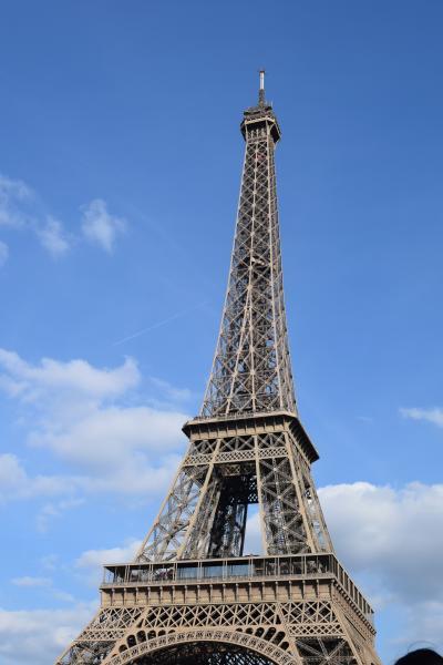 第2回 イタリア&ちょっとパリ旅行 24日~27日(パリ編)