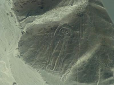 南米大陸周遊10日間の旅・ナスカの地上絵をプロペラ機の窓から酔わずに見られるか?&砂漠のオアシス・ワカチナ
