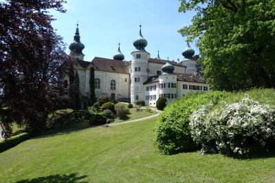 ハプスブルクの館3-アルトシュテッテン (Artstetten)~オーストリア大公の家