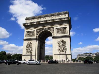 パリ旅行 2日目~パンで始まりパンで終わった1日 もちろん観光も☆ 前編~