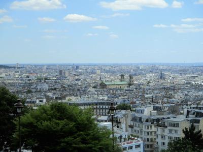 パリ旅行 2日目~パンで始まりパンで終わった1日 もちろん観光も 後編~