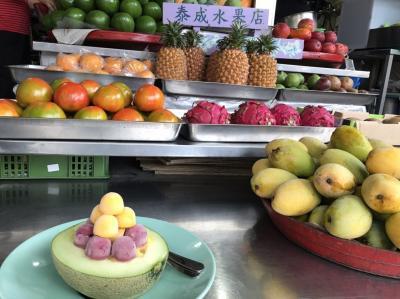 6月の台南~Tbikeとタクシーでマングローブツアー、安平、林百貨店、神農街など