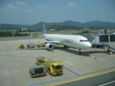 Flight BX115