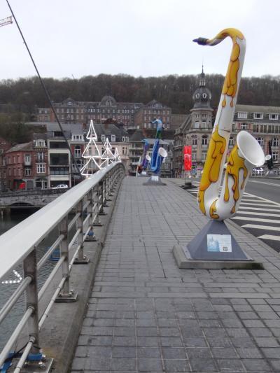 16年冬クリスマスシーズンのベルギー・フランダース地方とブリュッセル☆07 ディナン