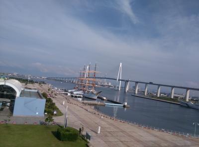 2017年5月 海王丸公園
