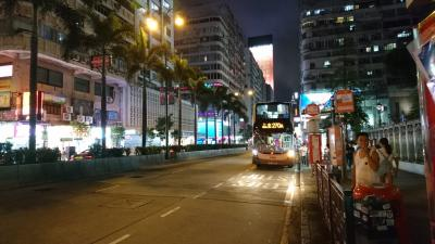 思い付きで行き、思うままに歩く香港