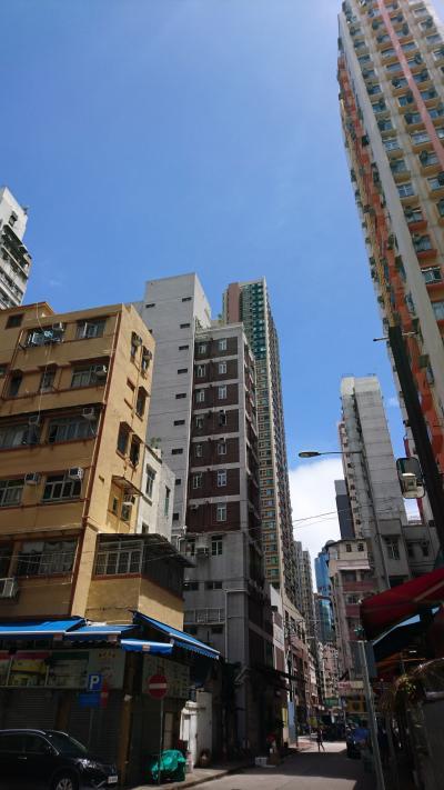 思い付きで、思うままに歩く香港・2