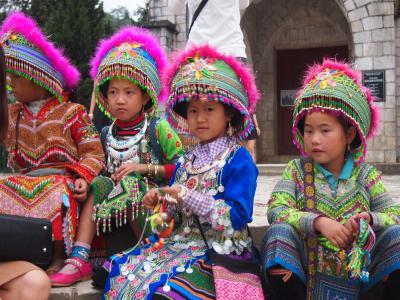 「インドシナを旅し様々な風景や人々に出会う、長い長い夢を見て、私はまどろんでいたのだろうか?」(6)少数民族が暮らす町☆ベトナム・サパ