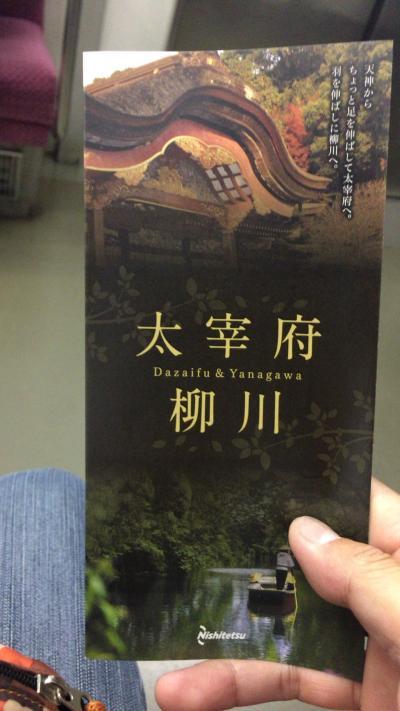 陸マイラーが九州へ行く~太宰府天満宮から福岡城巡っての帰路