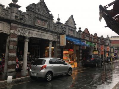 2度目まして台湾ひとり旅 -3日目・雨の大渓老街散策-