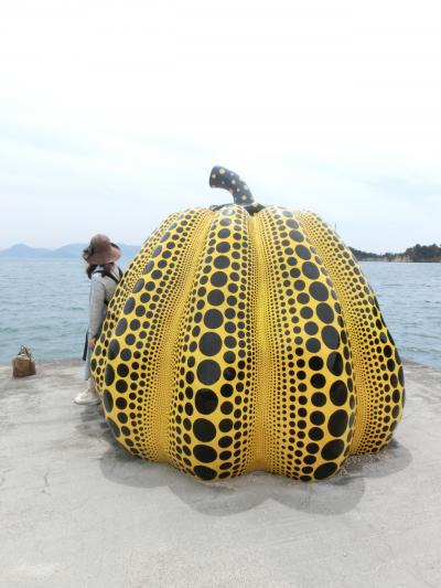 直島へ行ってきました