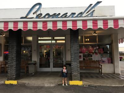 3歳娘連れハワイへ3世代女子旅 3日目から4日目前半