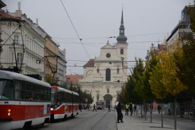 チェコ モラヴィア王国の主要都市ブルノを訪ねて