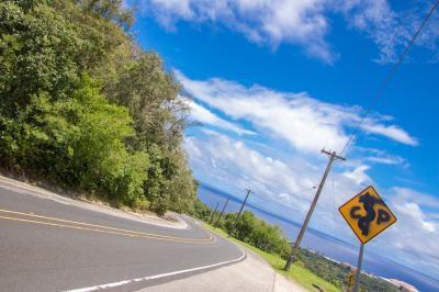 7回目のグアム 出発日~二日目編 眺めの良い所を探してドライブ