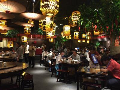 蘇州リベンジ、で上海ー蘇州。