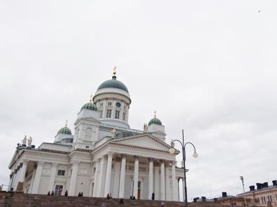 3度目の北欧。おばさん一人旅【1】(出発~1日目)