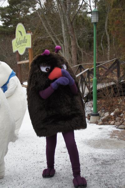 6歳児と初フィンランド♪【4】ナーンタリスパホテルに3泊4日、冬のムーミンワールドへ☆後編