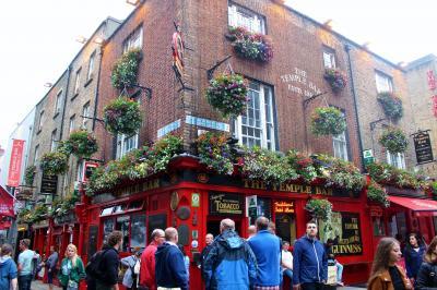 オランダ・アイルランド・ポルトガル旅行 その3 アイルランド・ダブリンと悪評高きライアンエアー