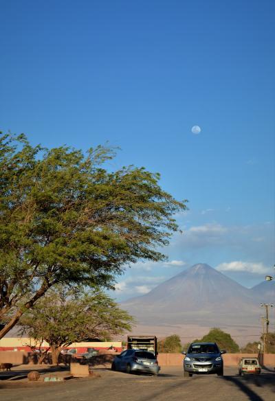 乾いた大地の奇跡を、12  アドべの町、サン・ペドロ・デ・アタカマ