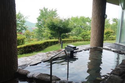 みわ屋さんとかんぽの宿恵那の日帰り温泉