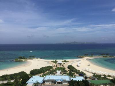 美ら海とホテルオリオンモトブリゾート&スパを満喫