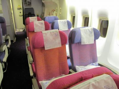 バンコクぷらり旅9(自由満喫3)航空会社の選択