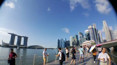 マレーシア航空で行くシンガポール part.2