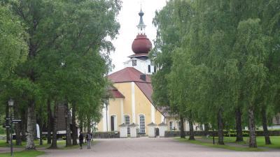 ダーラナ地方を旅して・・・レクサンド Leksand ・・・・・7年ぶりのスウェーデンへ