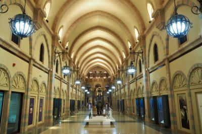 【UAE】ドバイ・アブダビ・シャルジャ3つの首長国を巡る4泊6日(5・6日目)