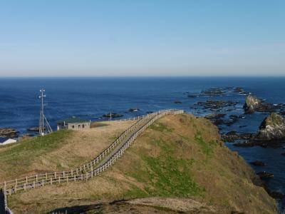 還暦夫婦の日本一周の旅⑬(襟裳岬から新冠へ)