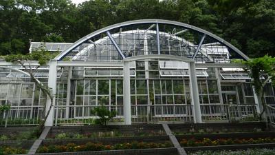 大阪池田市 都市緑化植物園 上巻。