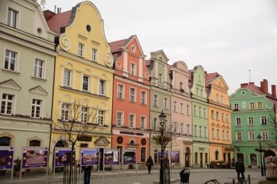 ポーランド 陶器の街ボレスワビェツ