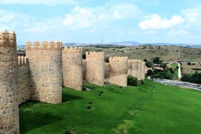 気ままなスペイン一人旅、マドリッドからアビラに日帰り観光