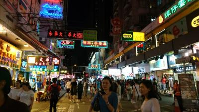 思い付きで行き、思うままに歩く香港・3