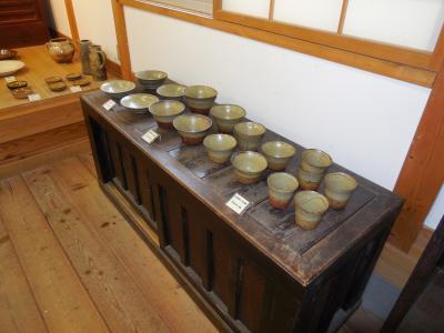 鳥取の岩井窯をぶらぶら