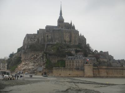 2015 ENGLAND & FRANCE  7 Mont-Saint-Michel