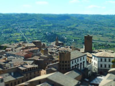 2016年9月 バンコク~ローマとその周辺の旅(7~8日目:オルヴィエイトへ遠出、そして帰国)