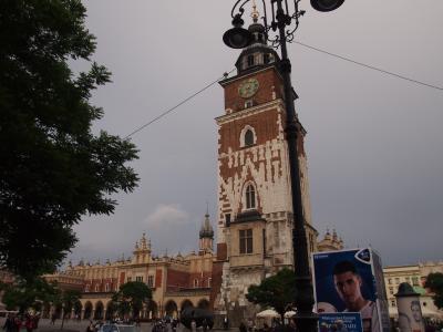 東欧ポーランド・ワルシャワ&クラクフひとり旅☆②ワルシャワからクラクフへ