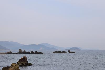 瀬戸内海の絶景を望む赤穂御崎(兵庫)