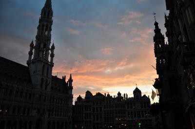 ベルギー街歩き(1)~ブリュッセル前編~