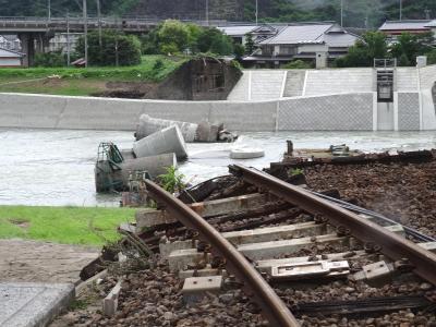 九州北部豪雨(レポート)