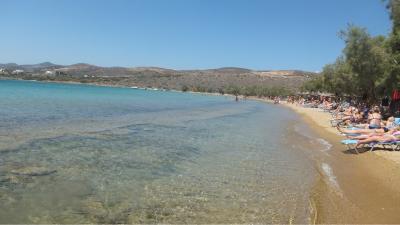 ギリシャ旅行記④旅のハイライトは静かなビーチ、アンティパロス島ワンデイトリップ!